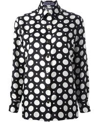 Emanuel polka dot shirt medium 1359210