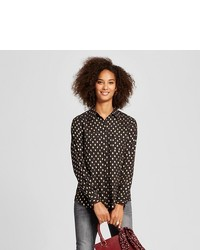 Who What Wear Button Up Blouse