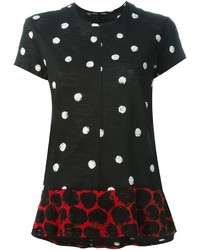 Proenza Schouler Polka Dot T Shirt