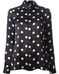 2 polka dot shirt medium 91129