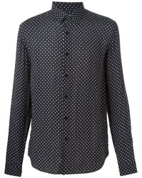 Polka dot shirt medium 414373