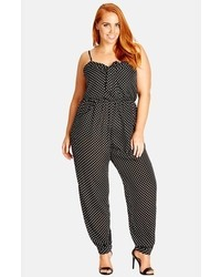 Sweet spot jumpsuit medium 300337