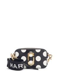 Marc Jacobs Dot Snapshot Leather Crossbody Bag