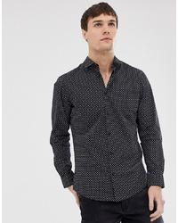 Selected Homme Mirco Dot Shirt