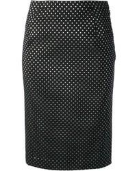 Tsumori Chisato Polka Dot Print Skirt