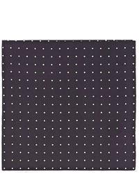 Cifonelli Polka Dot Silk Twill Pocket Square