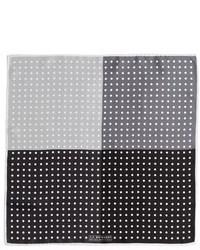Jz Richards Polka Dot Pocket Square