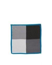 Original Penguin Amsterdam Dot Silk Pocket Square