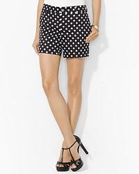 Ralph Lauren Lauren Polka Dot Shorts