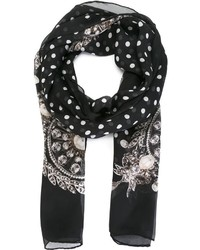 Givenchy Jewel Print Scarf