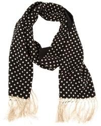 Printed scarf medium 20499