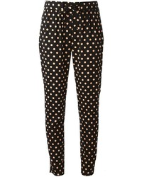 RED Valentino Polka Dot Trousers