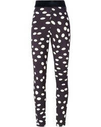 Ungaro Emanuel Polka Dot Leggings