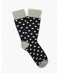 Etiquette Clothiers Polka Dot Socks