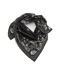 Alexander McQueen Sailor Of Dead Bandana