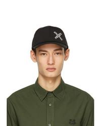 Kenzo Black Sport Little X Cap
