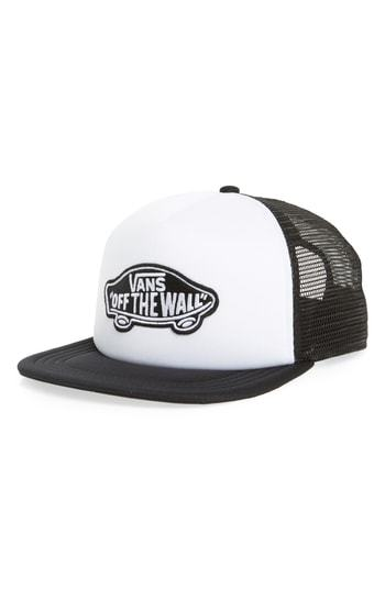 172971dbcea ... Vans Classic Patch Trucker Hat