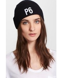 Alexander Wang for Athlete Ally P6 Limited Edition Beanie Black One Size