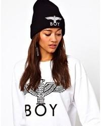 Boy London Eagle Beanie Hat