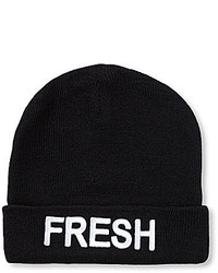 Steve Madden Whatever Word Beanie