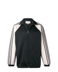 Gucci Logo Zip Over Jacket