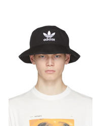 adidas Originals Black Adicolor Bucket Hat