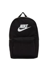 Nike Black Heritage 20 Backpack