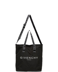 Givenchy Green And Black 4g Packaway Tote