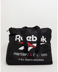 Reebok Logo Tote Bag