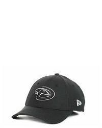 New Era Arizona Diamondbacks Black And White Ace 39thirty Cap