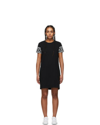 Kenzo Black Sport Tshirt Dress