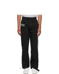Off-White Black 1999 Contour Cargo Pants