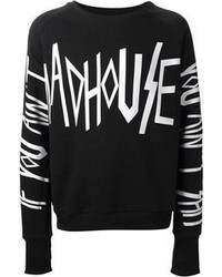 A j l madhouse by asger juel larsen aint shit sweater medium 67373