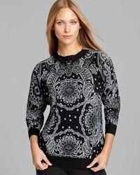 DKNY Bandana Print Pullover