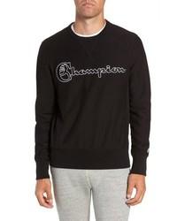 Champion script sweatshirt medium 8647919