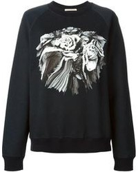 Christopher Kane Holographic Print Sweatshirt