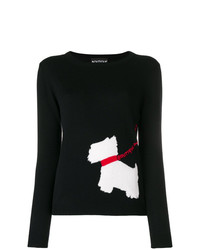Boutique Moschino Dog Sweater