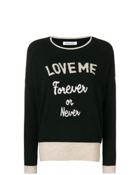 Quantum Courage Love Me Forever Sweater