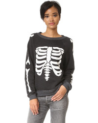 Wildfox Couture Wildfox Inside Out Sweatshirt