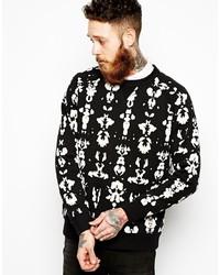 Wood Wood Sweatshirt With Print
