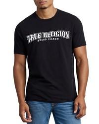 True Religion Brand Jeans Arch Logo T Shirt