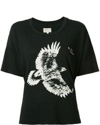 Current/Elliott Bird Print T Shirt