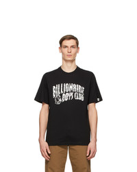 Billionaire Boys Club Black Arch Logo T Shirt