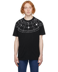 Marcelo Burlon County of Milan Black Astral T Shirt
