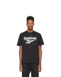 Reebok Classics Black Classics Vector T Shirt