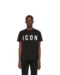 DSQUARED2 Black Cool Fit T Shirt