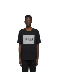 Hugo Black Dolive211 T Shirt