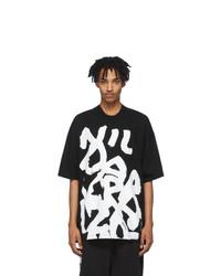 Julius Black Graphic T Shirt