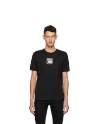 Versace Black Lhomme T Shirt