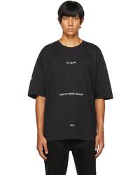 Études Black Martine Syms Edition Spirit Go Slow T Shirt